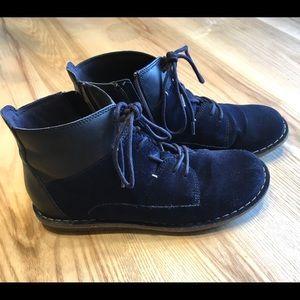 Clark's Tamitha booties